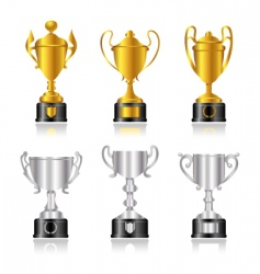 Award set vector
