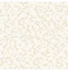 White rice background vector