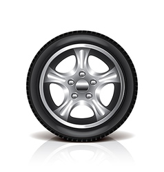 Object tire vector
