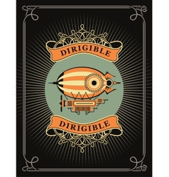 Dirigible vector