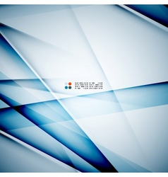 Modern glass straight lines vector