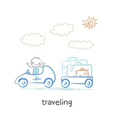 Traveling vector