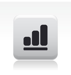 Increase icon vector