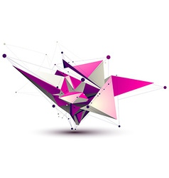 Magenta contemporary eps8 technology construction vector
