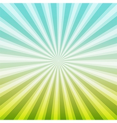 Light natural rays light color vector