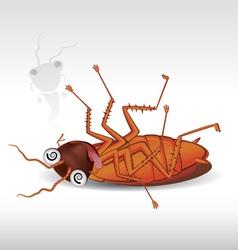 Cockroach 02 vector