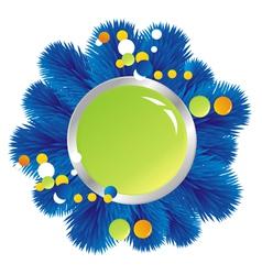 Celebratory colour vector
