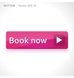 Book now button template vector