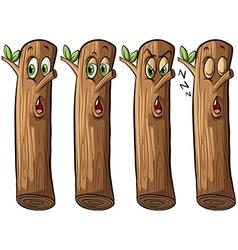 Set of logs vector