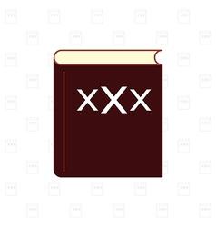 Xxx book vector