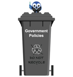 Government policy bin vector