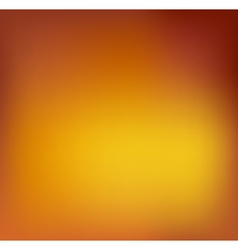 Bright blurred background - yellow and orange vector