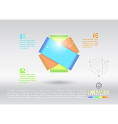 Element infographic vector