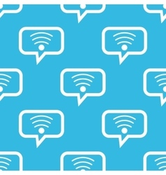 Wi-fi message pattern vector