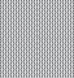 Linen texture fabrick gray vector