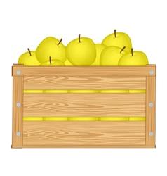 Apple box vector