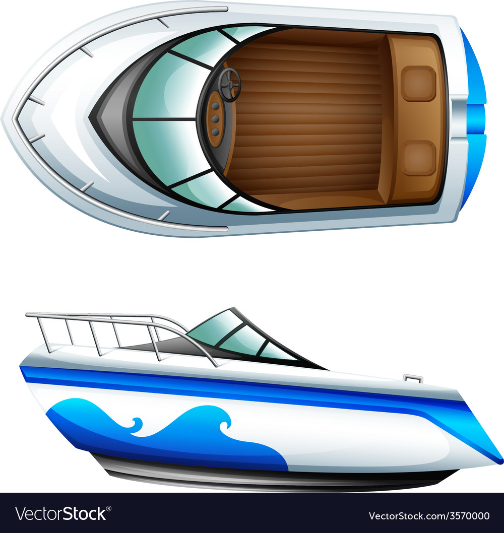 A transportation vessel vector | Price: 1 Credit (USD $1)