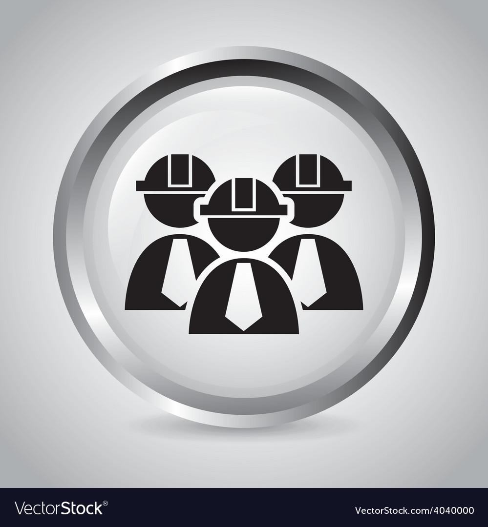 Architects icon vector | Price: 1 Credit (USD $1)