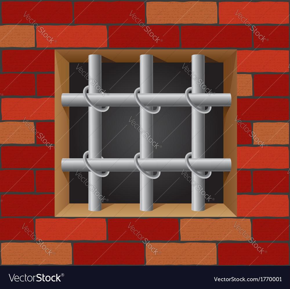 Prison bar 02 vector | Price: 1 Credit (USD $1)