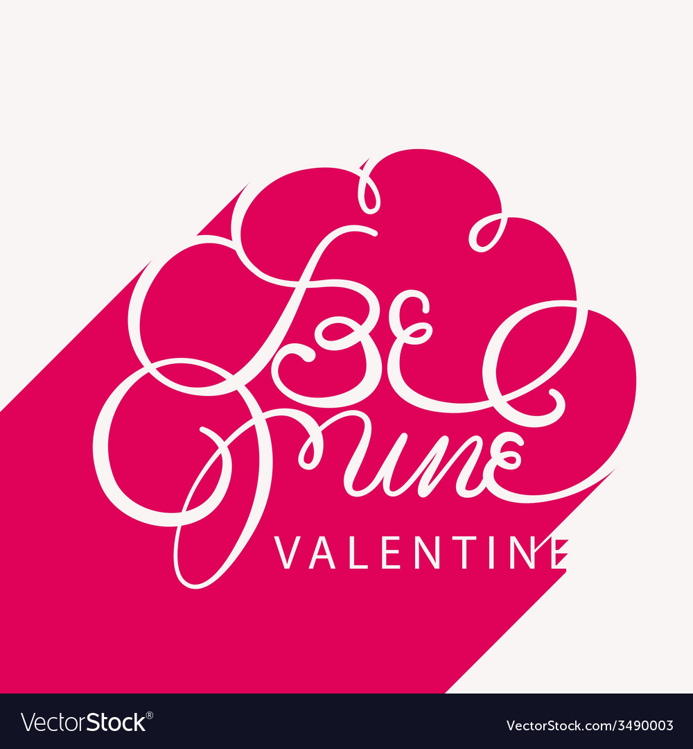 Be mine vector | Price: 1 Credit (USD $1)