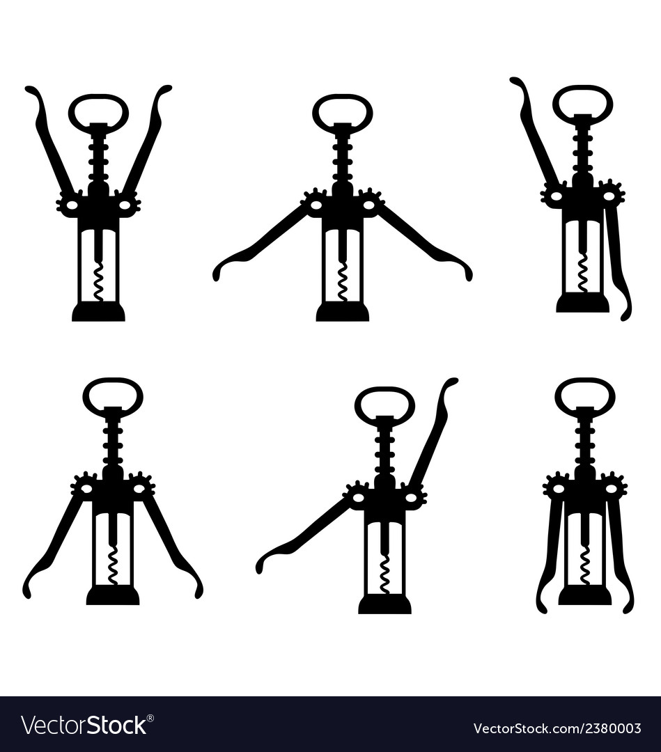 Corkscrew 5 vector | Price: 1 Credit (USD $1)