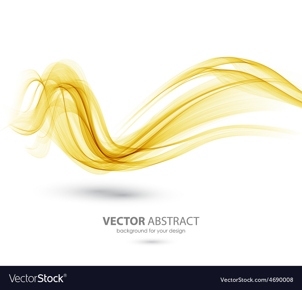 Abstract template background with wave vector | Price: 1 Credit (USD $1)