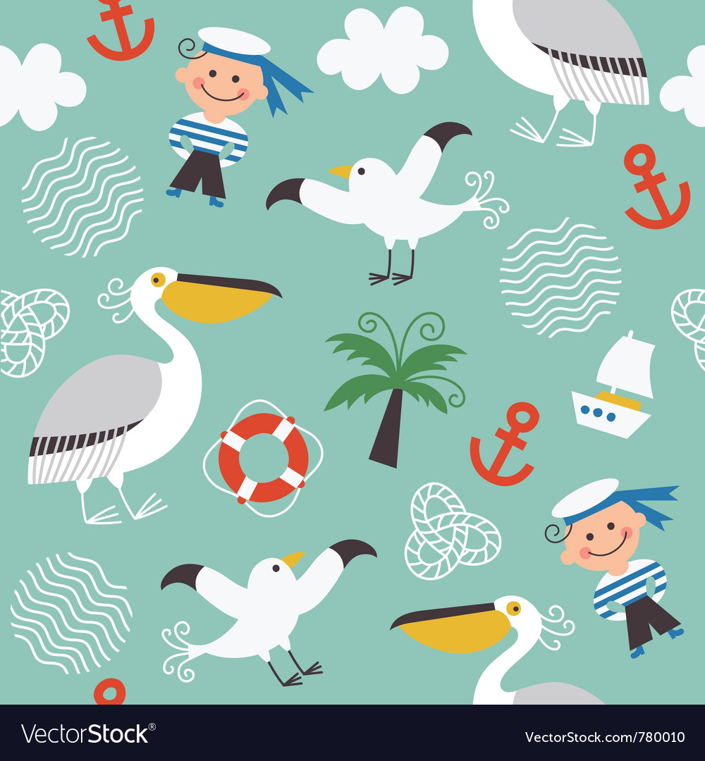 Children fabric design vector | Price: 1 Credit (USD $1)