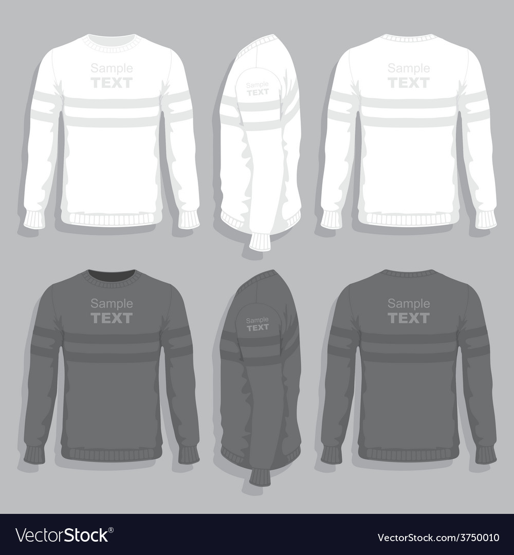 Sweater vector | Price: 1 Credit (USD $1)
