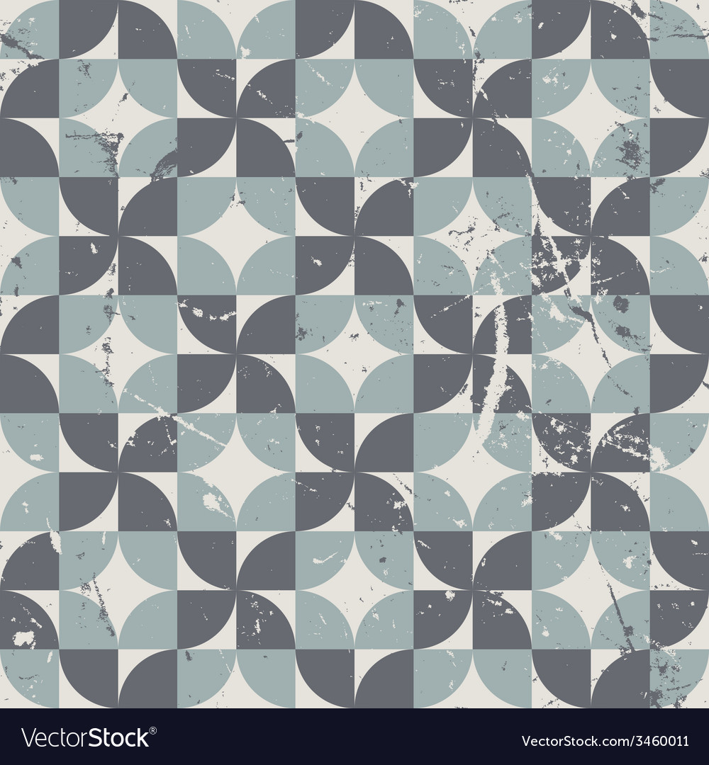 Geometric seamless pattern with diamonds and vector | Price: 1 Credit (USD $1)