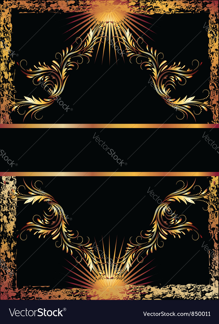 Ornamental frames vector | Price: 1 Credit (USD $1)