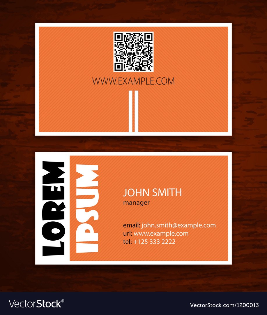 Abstract creative business cards set template vector   Price: 1 Credit (USD $1)
