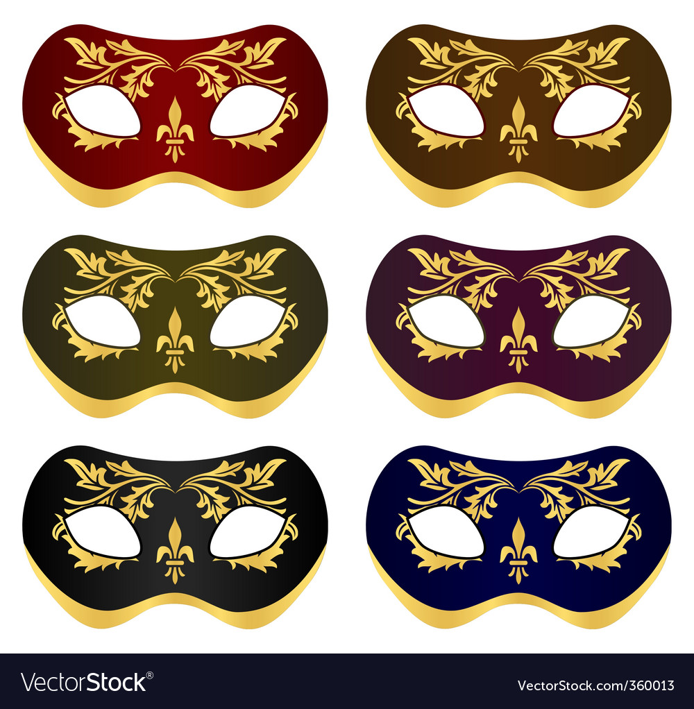 Mask5 vector | Price: 1 Credit (USD $1)