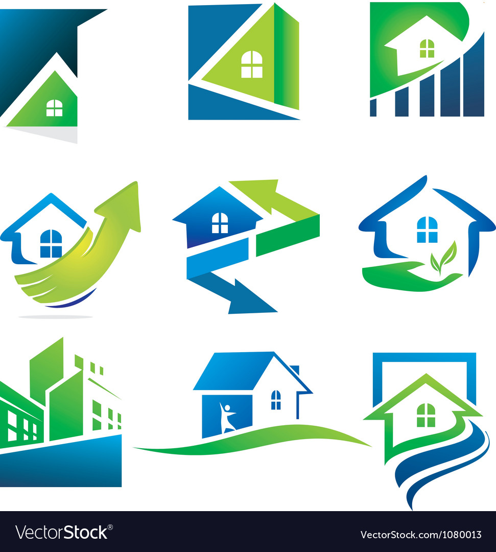 Property logo vector | Price: 1 Credit (USD $1)