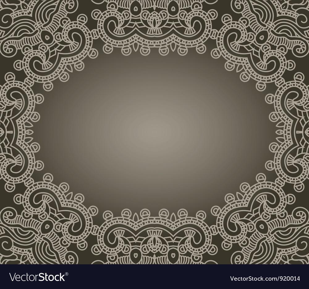 Decorative design element vector   Price: 1 Credit (USD $1)