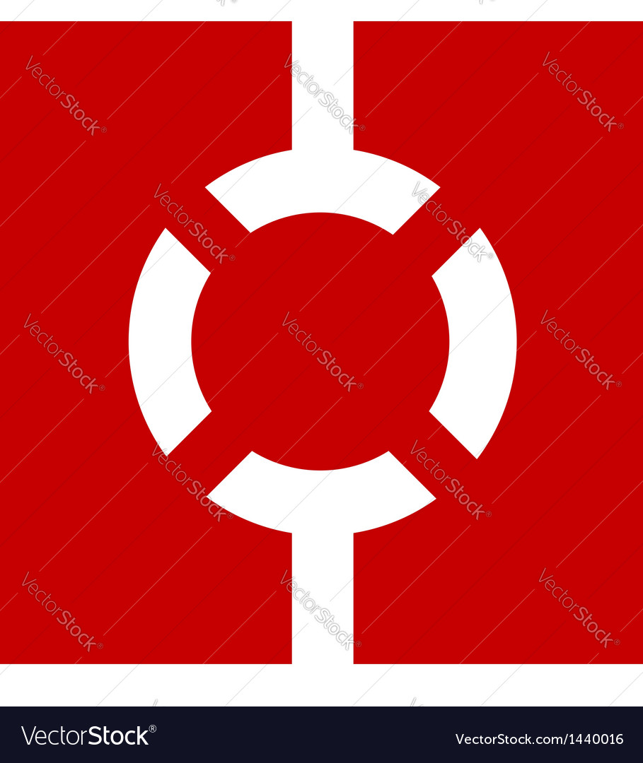 Lifebuoy logo vector | Price: 1 Credit (USD $1)