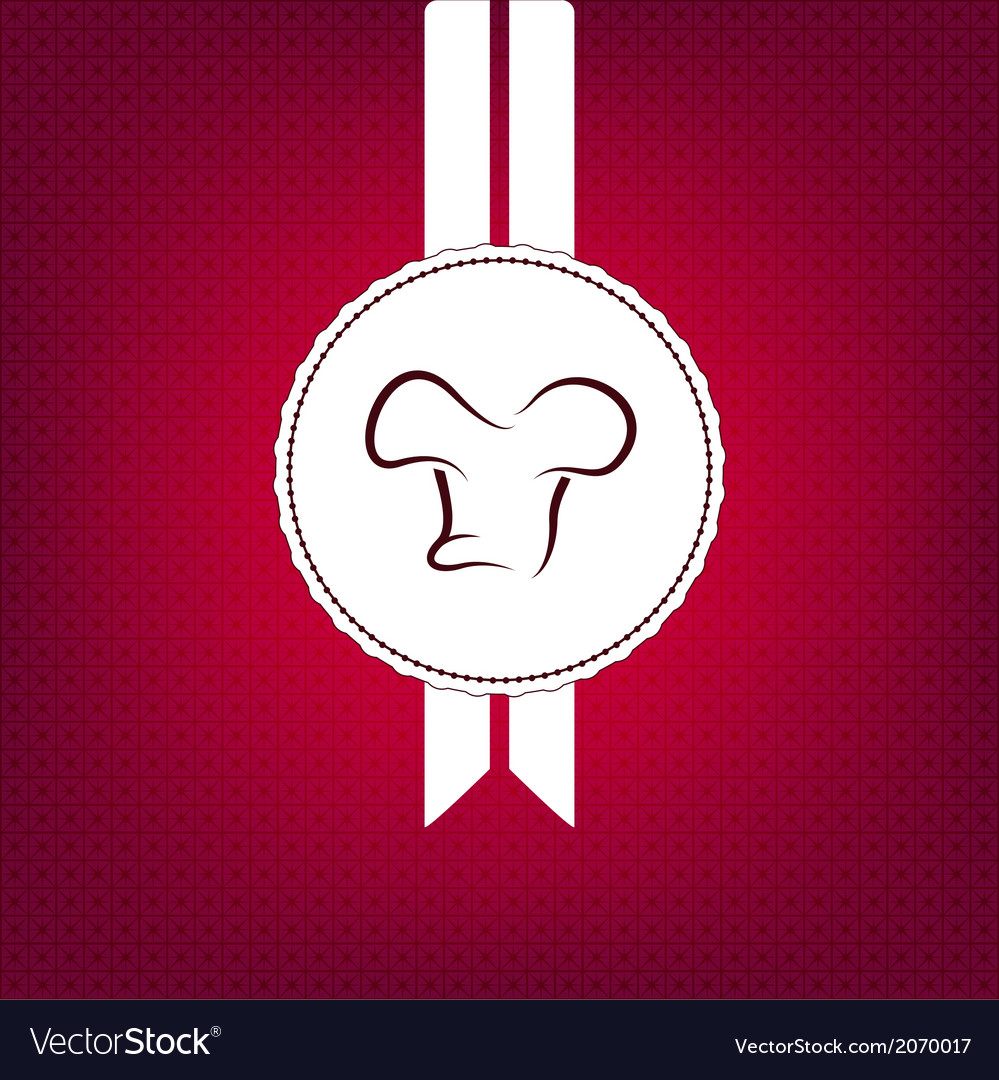 Creative restaurant menu cover vector | Price: 1 Credit (USD $1)