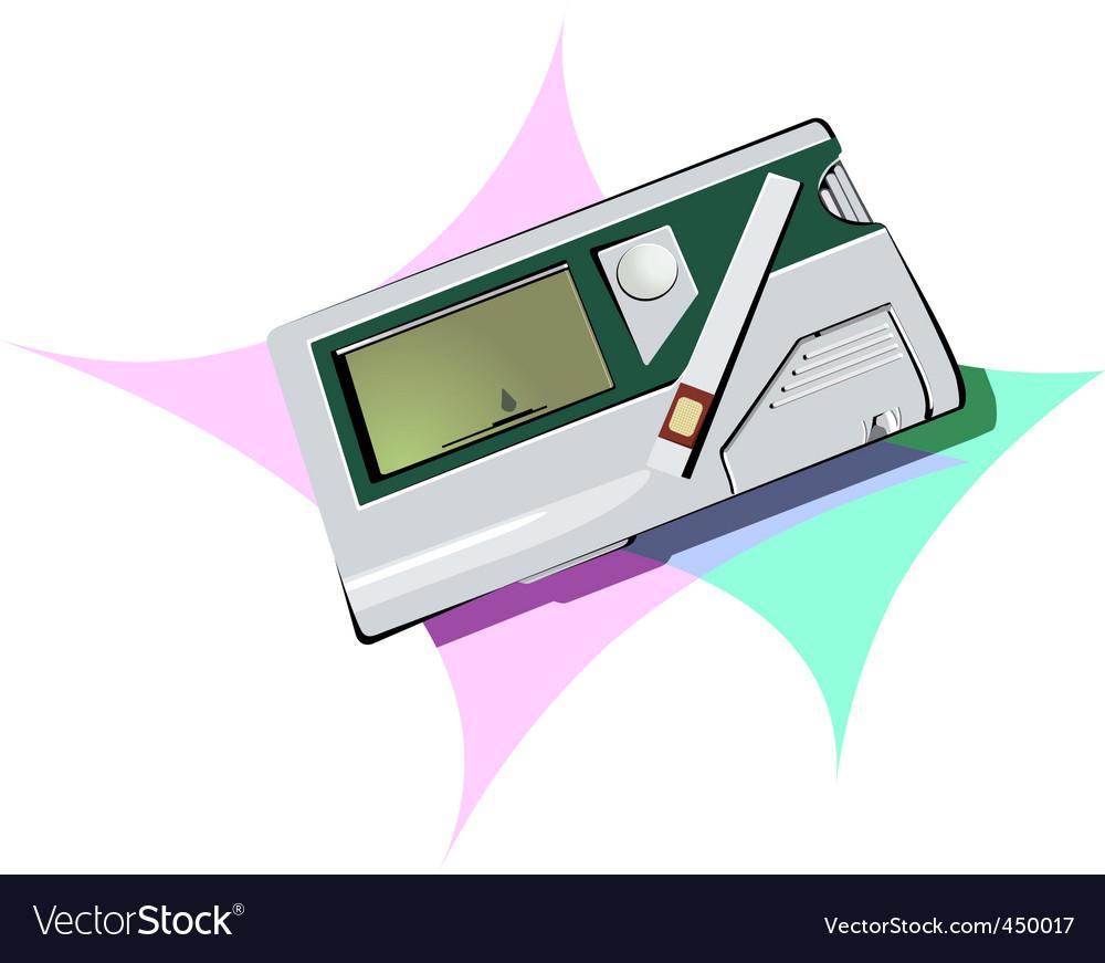 Testing monitor vector   Price: 1 Credit (USD $1)
