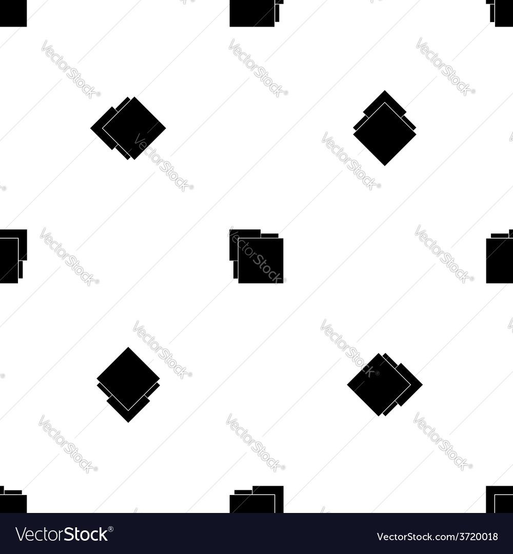 Folder seamless pattern vector   Price: 1 Credit (USD $1)