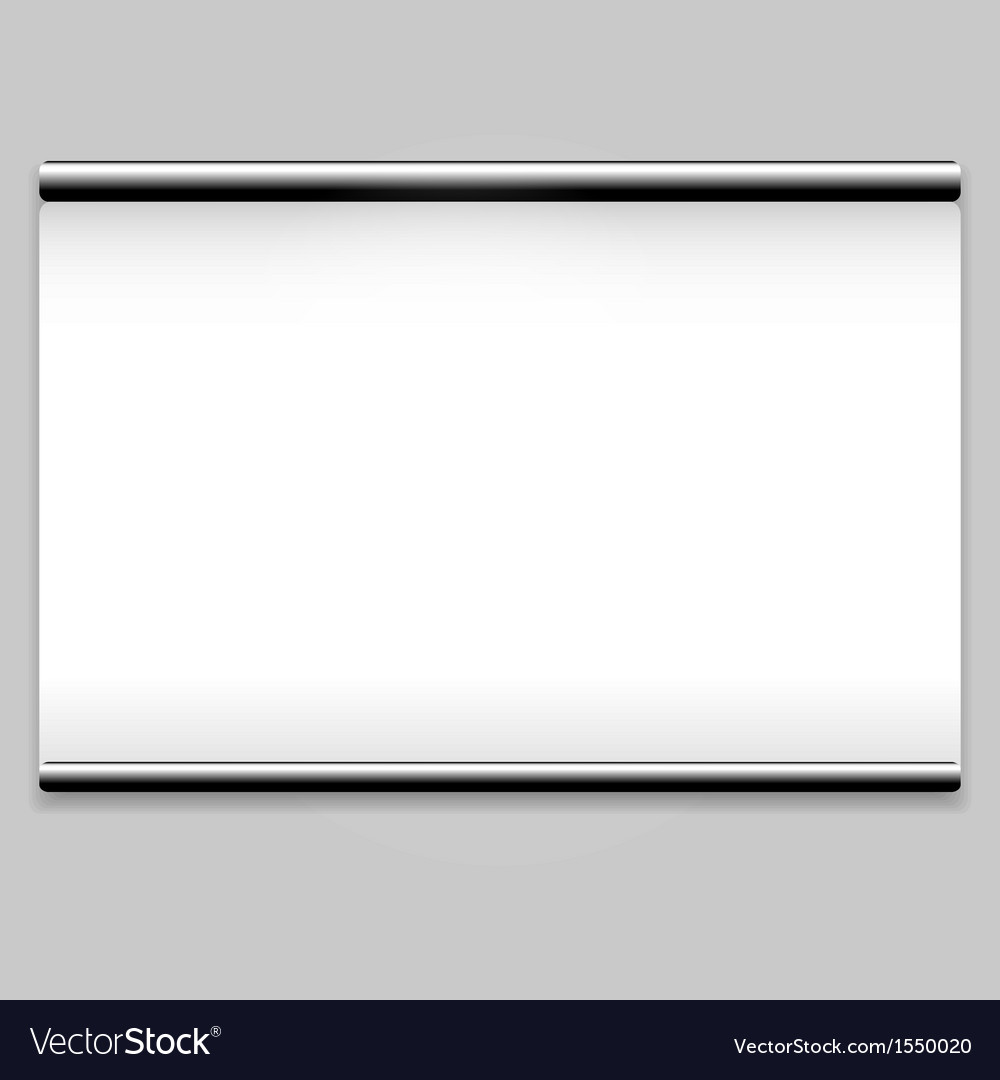 Projector screen sign vector | Price: 1 Credit (USD $1)