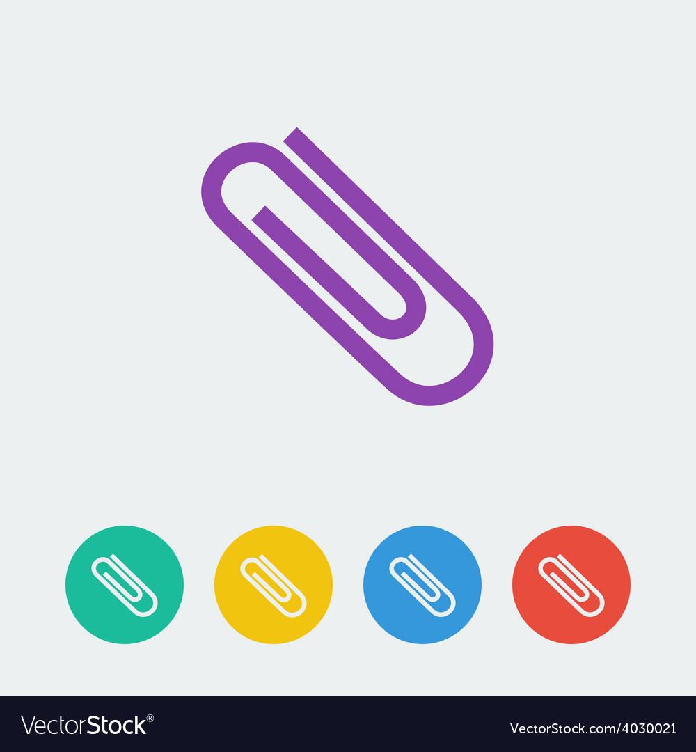 Flat circle icon vector   Price: 1 Credit (USD $1)
