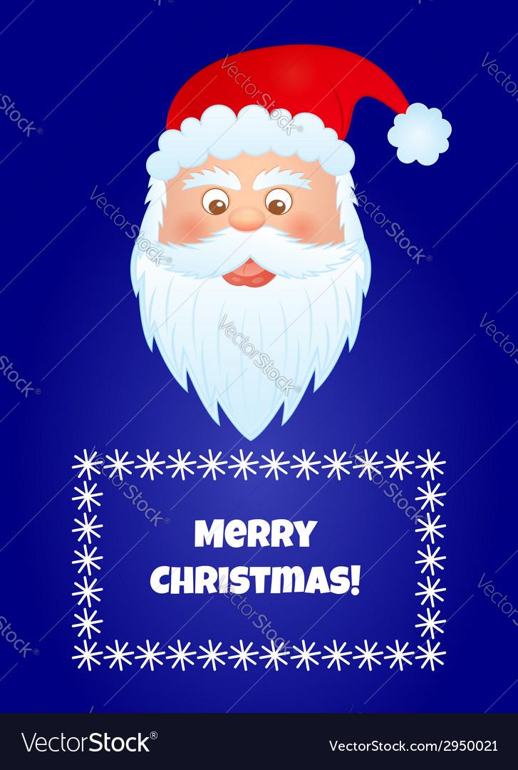 Santa claus2 vector | Price: 1 Credit (USD $1)