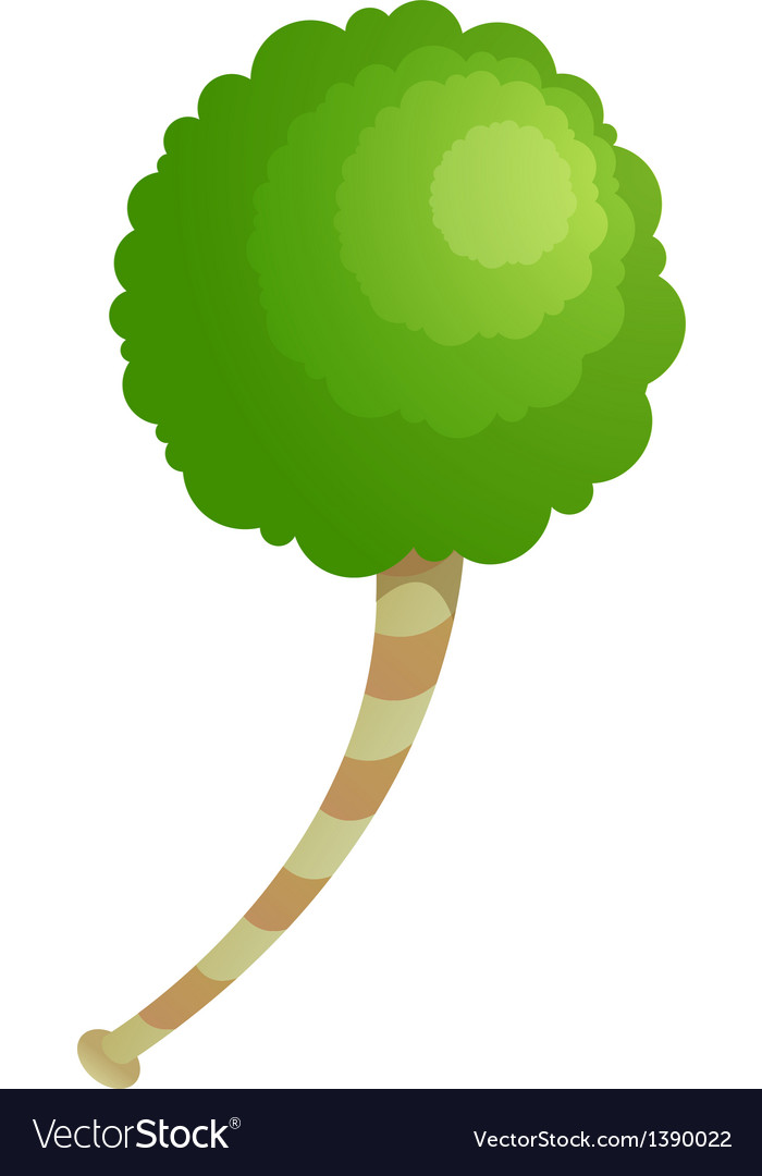 Icon tree vector | Price: 1 Credit (USD $1)