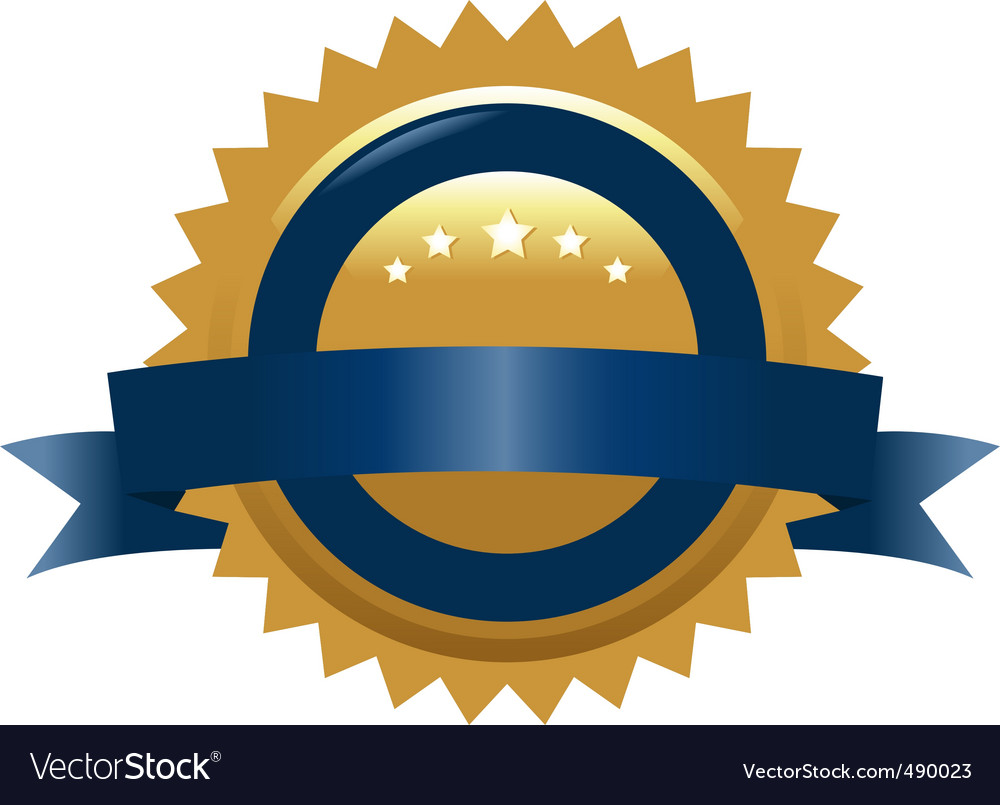 Guarantee sign vector | Price: 1 Credit (USD $1)