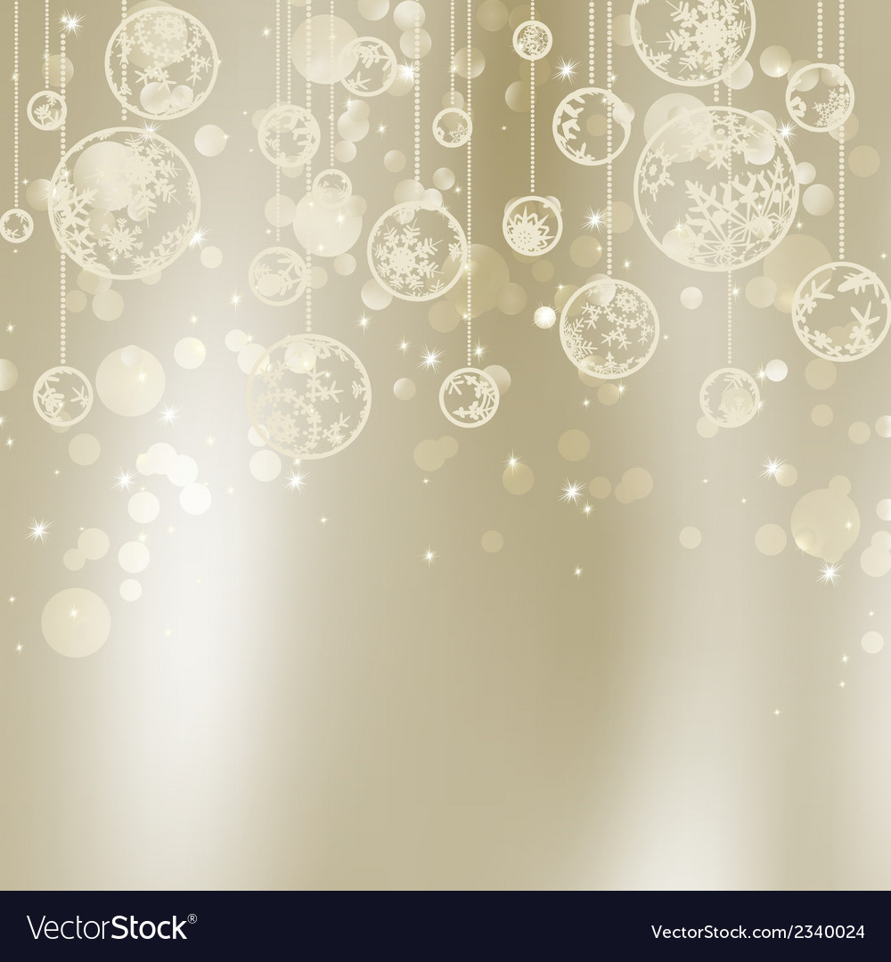 Abstract christmas with snowflakes eps 8 vector | Price: 1 Credit (USD $1)
