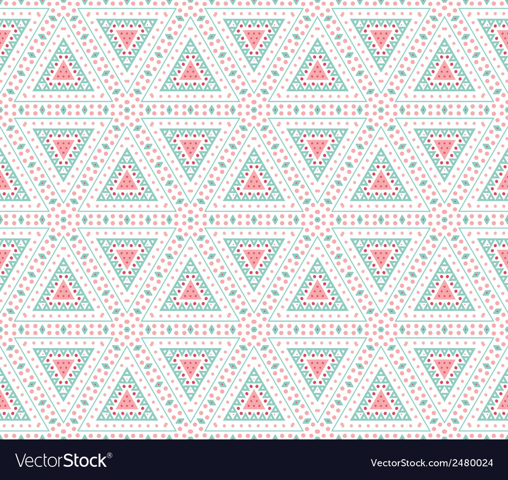 Tribal ethnic seamless pattern for your cut vector | Price: 1 Credit (USD $1)