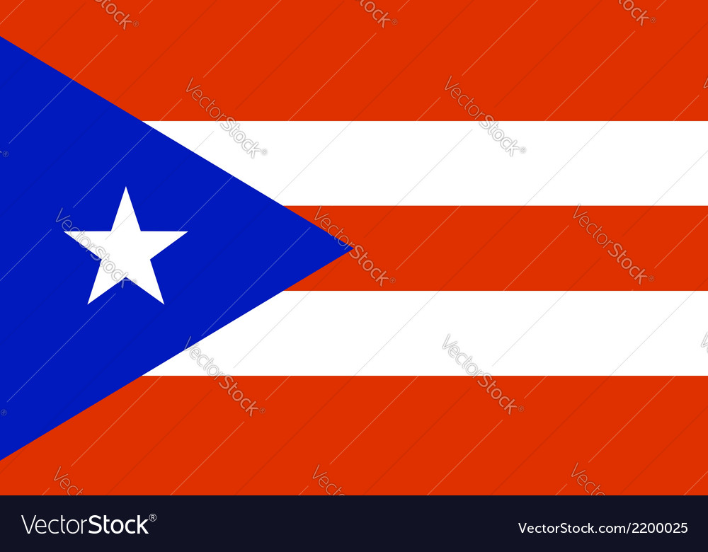 Puerto rico vector | Price: 1 Credit (USD $1)