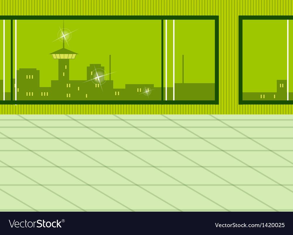 Window city view vector   Price: 1 Credit (USD $1)
