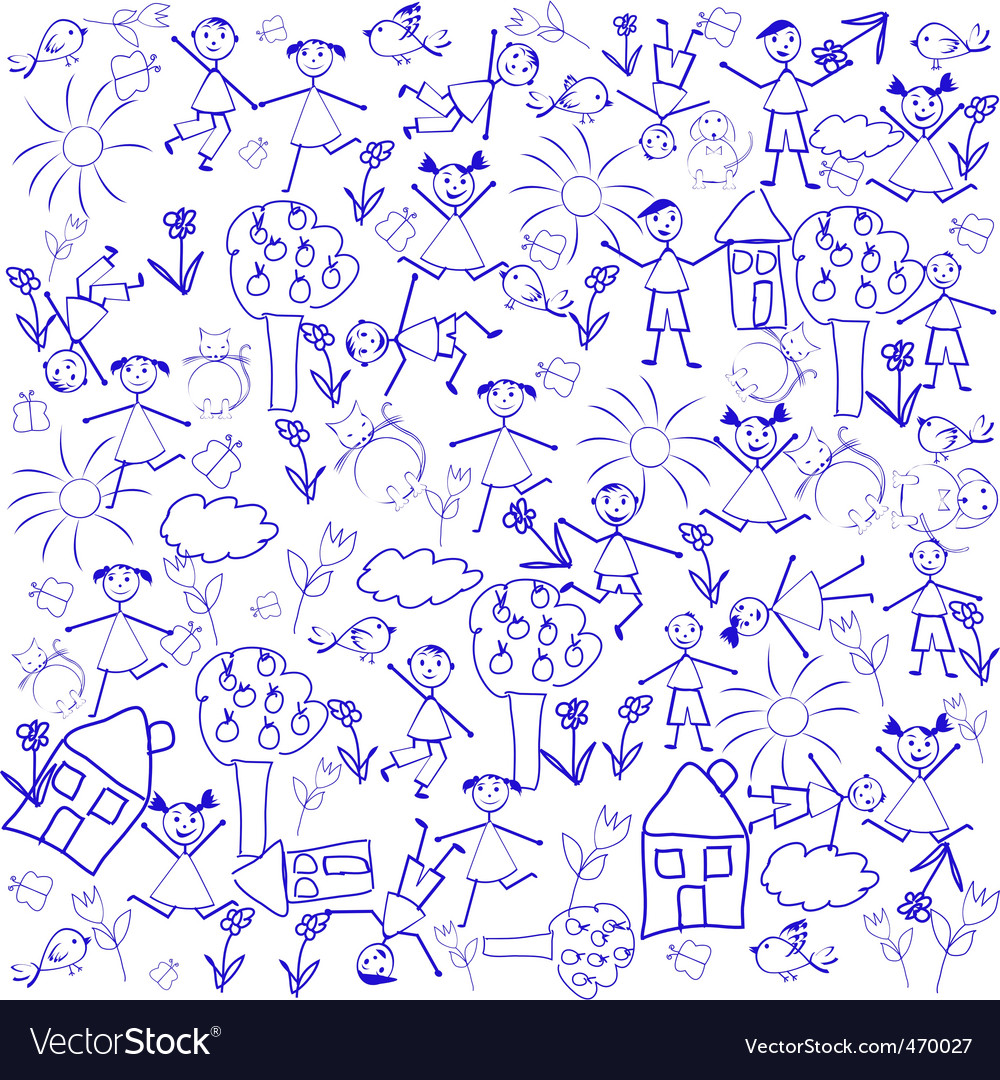 Doodle elements vector | Price: 1 Credit (USD $1)