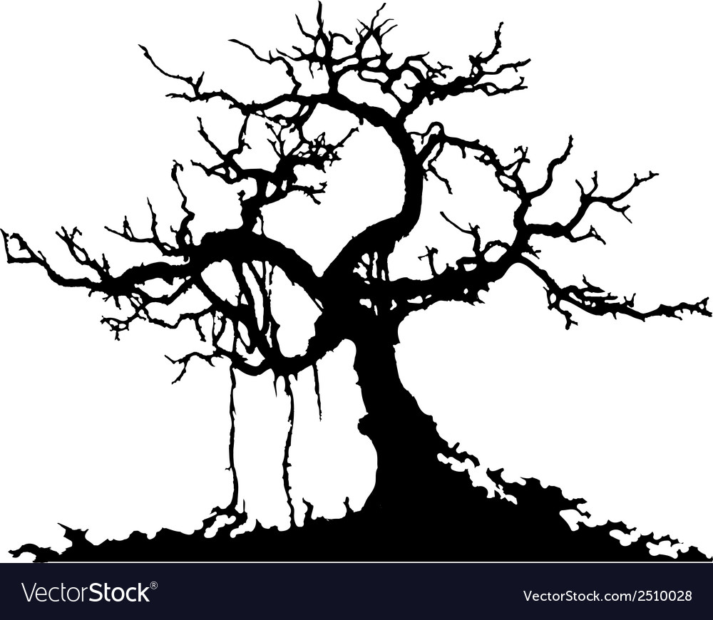 Mystery tree vector | Price: 1 Credit (USD $1)