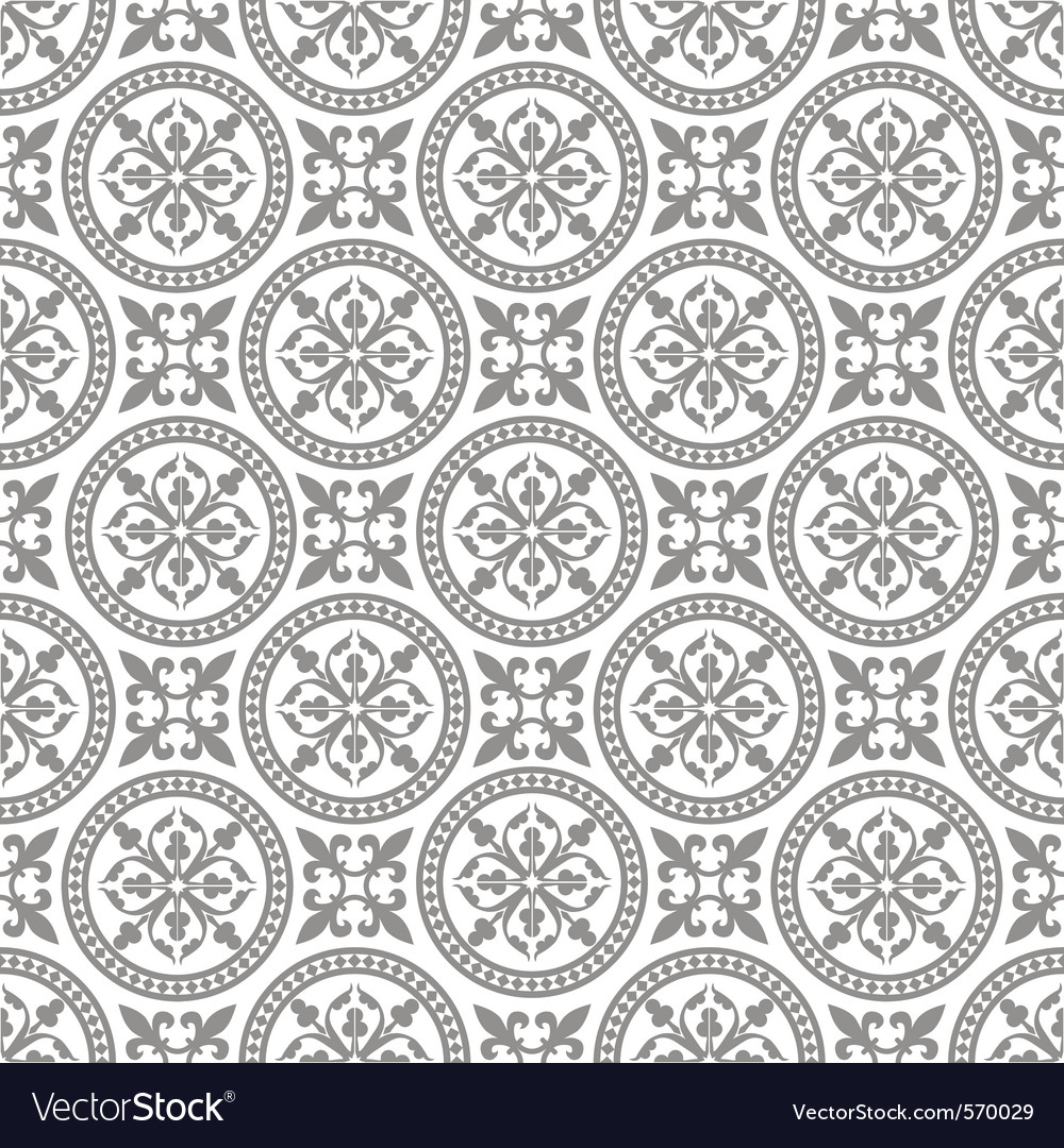 Antique seamless vector | Price: 1 Credit (USD $1)